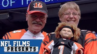 Bengals Super Fans Attend 100 Consecutive Games | NFL Films Presents