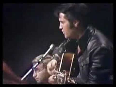 1st American Idol - Elvis