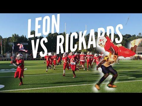 Run Game Showdown! | Leon vs. Rickards | Tallahassee Florida High School Football