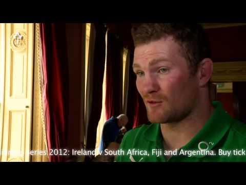 Irish Rugby TV: Donnacha Ryan