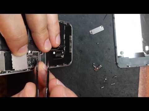 Apple iPhone 4 не включается,греется.Решение проблемы