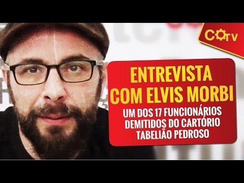 Entrevista de Elvis Morbi, um dos 17 funcionários demitidos do cartório