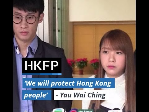 Localist duo 'confident' Hong Kong's highest court will hear their appeal over oath row