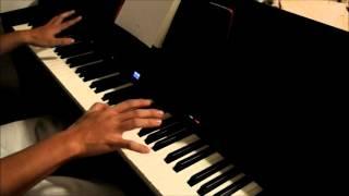 鄭欣宜 Joyce Cheng - 女神  piano cover by jeffip97music