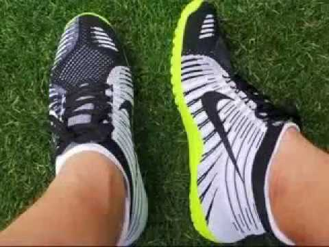 8487f32962822 Nike Free Hyperfeel -minimalist running shoes unveiled - YouTube