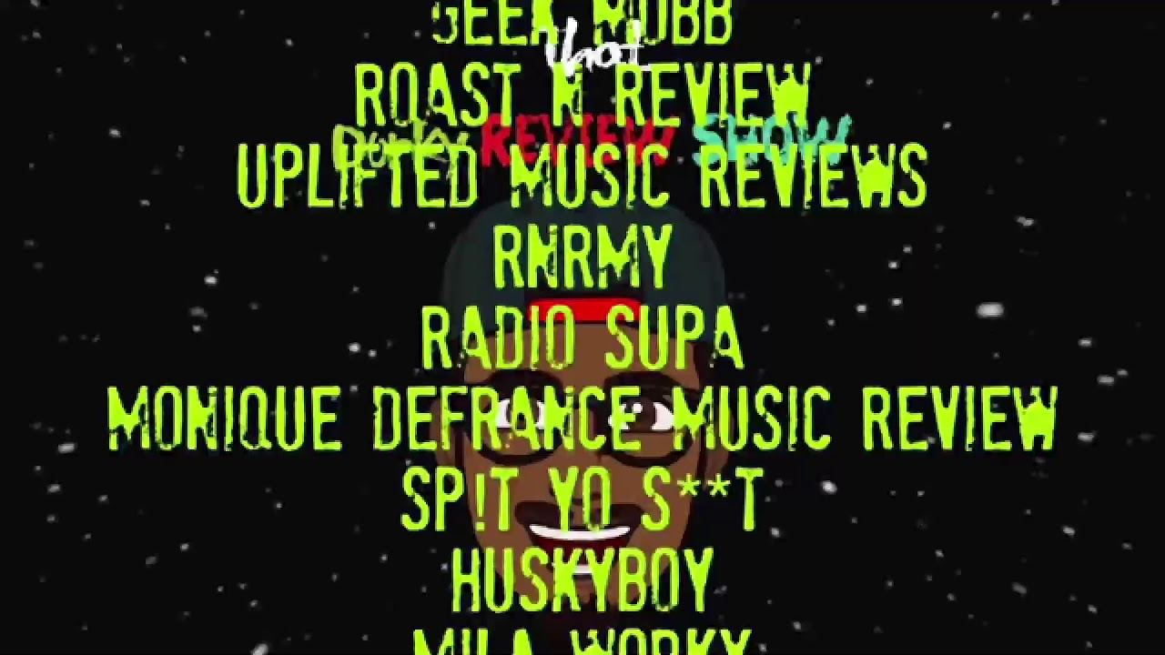 "That Dorky Review Show: Everybody Hates Dorky ""send yo music now"
