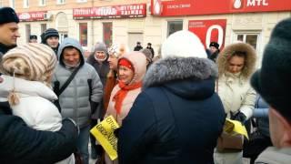 Обманутые дольщики СУ-155 собираются перекрывать дороги Иваново