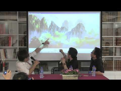 2013.06.08 - FRC Hong Kong Comic Writers PART 1