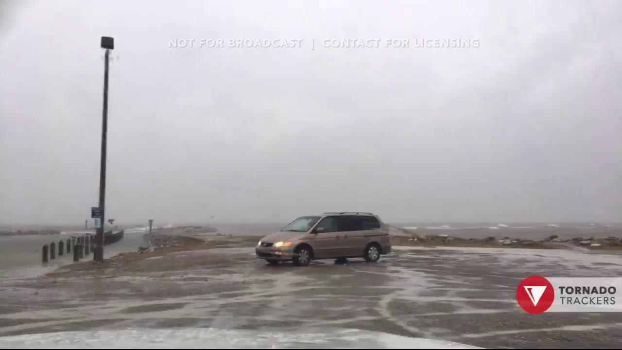 Hurricane Zeta in Bay Saint Louis
