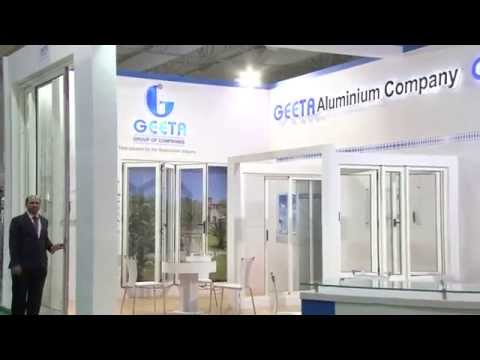 Geeta 50mm EG - Slim Sliding Window