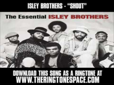 ISLEY BROTHERS  SHOUT  New  + Lyrics + Download