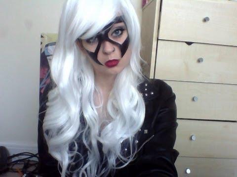 Blackcat- Makeup test - YouTube