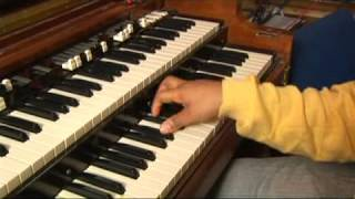 Organ Lessons: Chord Shape