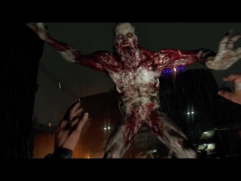 Dying Light EPIC CHASE AND FIGHT TO DEATH
