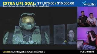 GameSpot AUS Extra Life Stream 2017 Part 5