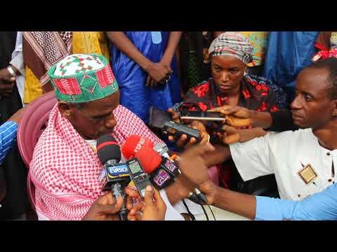 Dinguiraye : le message d'Ehadj Mamadou Bodié Bah, père d'Abdoulaye Bah