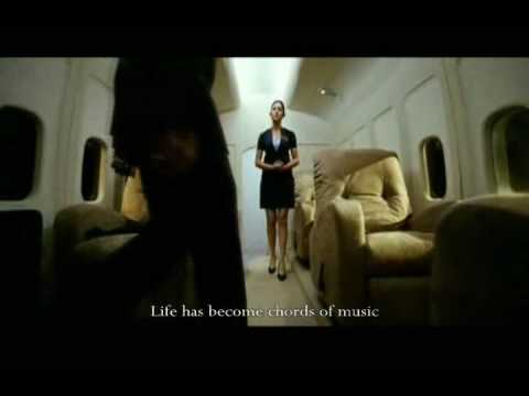 Ghajini- Kaise Mujhe (HD sound & video) with english sub