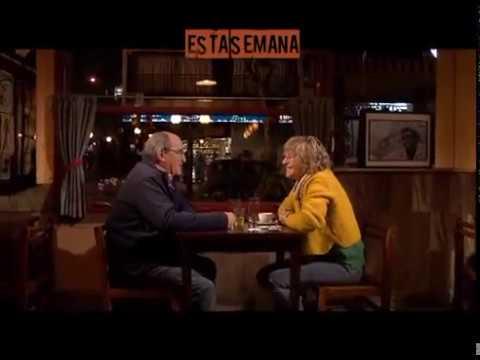 Ana Solari en Cafe Negro por teveCIUDAD