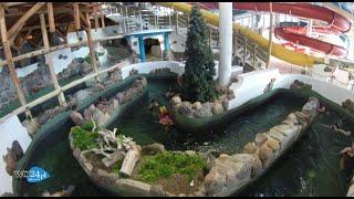 Aquapark - WARMIA PARK - Pluski