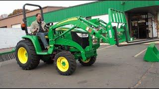 John Deere 3R series Tractor