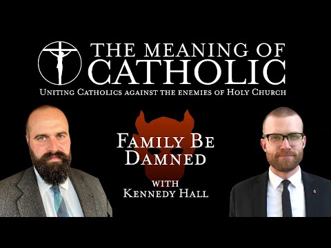 Family Be Damned - Interview with Kennedy Hall
