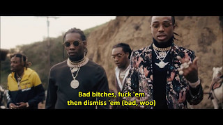 Migos - Get Right Witcha (Official Video With Lyrics)