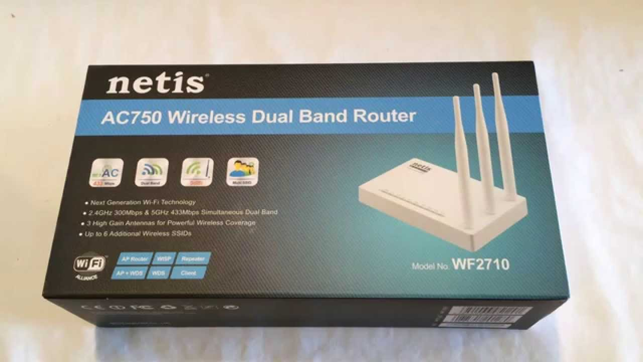 Netis WF2411R Router Drivers PC