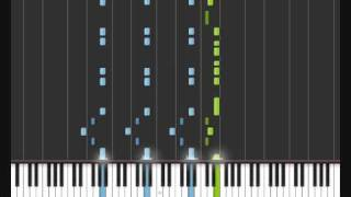 How To Play The Promise by Girls Aloud on piano/keyboard