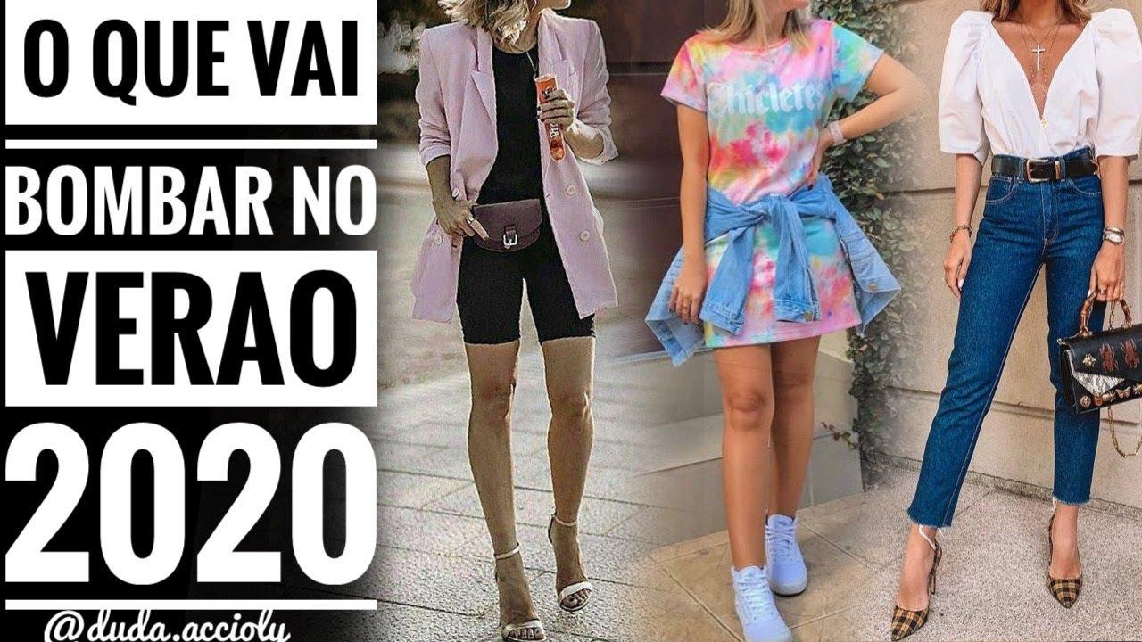 VERÃO 2020 - Tendências de Moda - por Duda Accioly