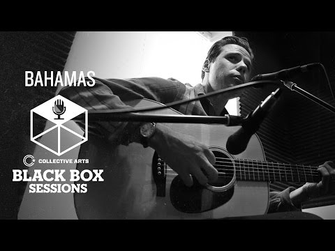 """Bahamas - """"Stronger Than That"""" (Collective Arts Black Box Sessions)"""