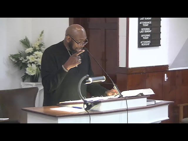 03-03-2021 - Hour Of Power Bible Study with Pastor Kevin T. Daniels, Sr.