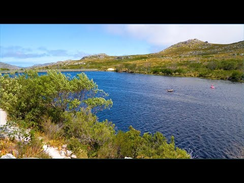 Cape Town - Silvermine waterfalls and nature reserve - Vlog 15 -Actionedit