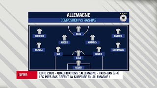 """Allemagne/Pays-Bas : Polo Breitner """"déçu par la Mannschaft, Werner a été inexistant"""""""