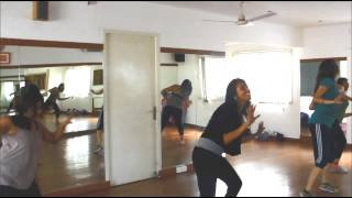 Bang Bang Choreography by Ruchi Pushkarna at Dancend