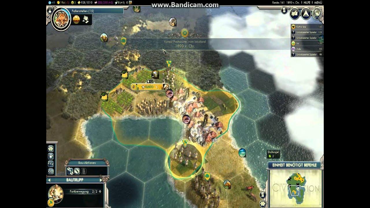 let s play civ 5 g k inka part v unser eigenes pantheon entsteht rh youtube com Civilization 7 Civilization 9