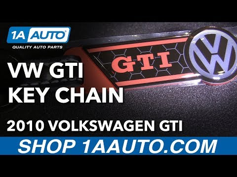 Volkswagen GTI Key Chain - Available on 1aauto.com