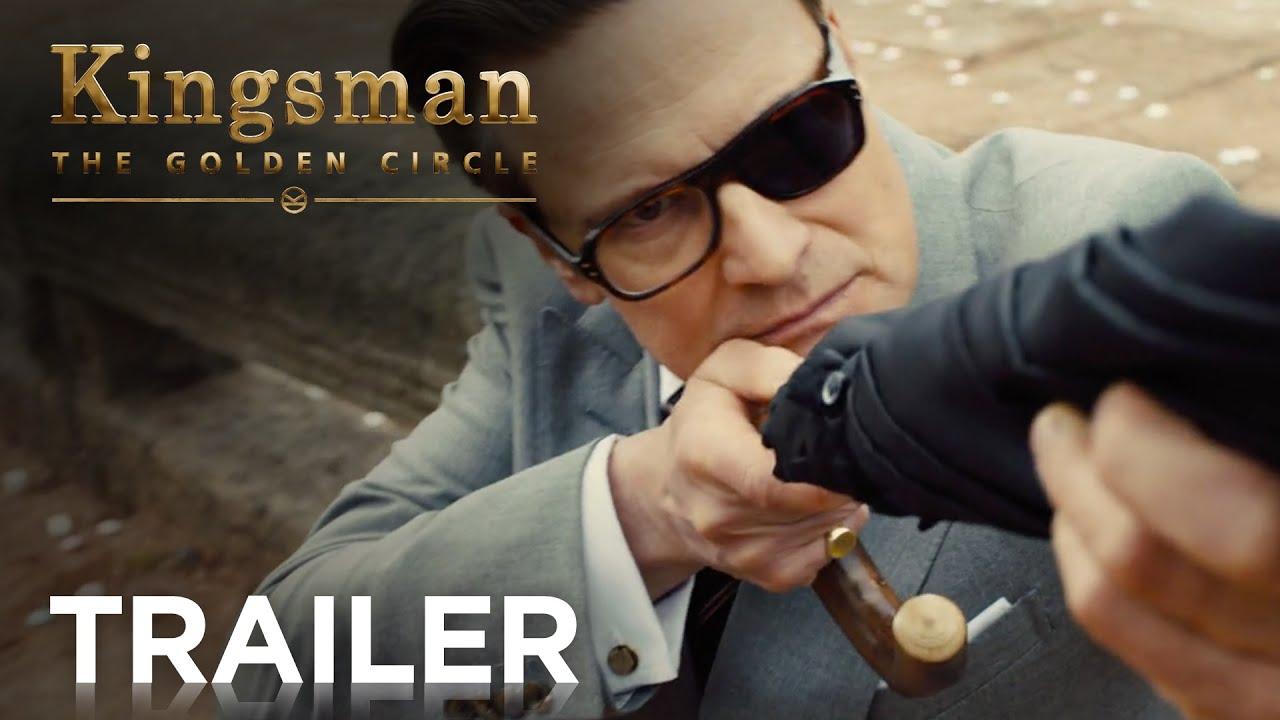 Kingsman: The Golden Circle | Officiel trailer #2 | Danmark