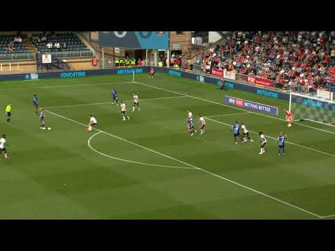 Wycombe Charlton Goals And Highlights