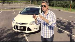 Ford Focus 2.0 Titanium Powershift - Test - Matías Antico