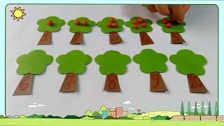 Sayılar Okul Öncesi Etkinlik Eğitici çizgi film Oyun Hamuru Oyun hamuru Videoları