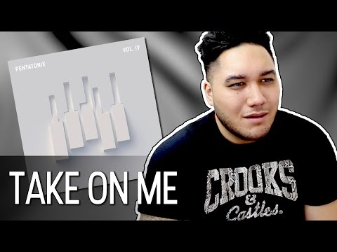 Pentatonix - Take On Me (PTX Vol. IV | Classics EP) REACTION!!!