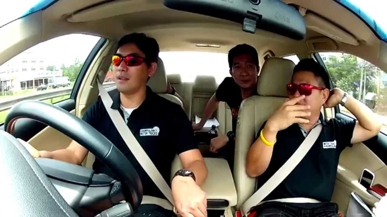 Motortracks Mt Test Test Drive Honda Accord G9 Toyota Camry Ep 1
