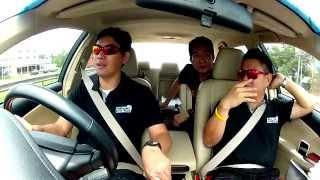 Motortracks [MT-TEST] รีวิว Test Drive Honda Accord G9 / Toyota Camry  EP:1