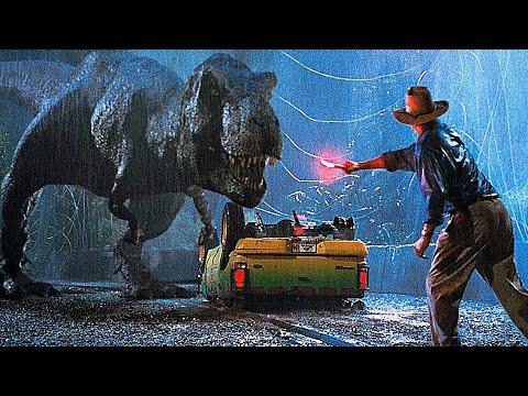 공룡 잘못 건드렸다가 인생 마감한 남자