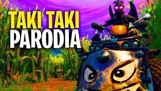 TAKI TAKI (PARODY OF FORTNITE) Taki Taki - Ozuna, Cardi B, Selena Gomez GiovaGames