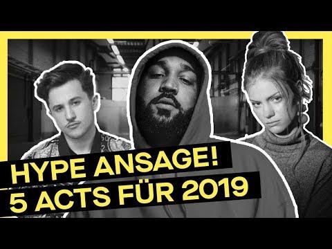 OG Keemo & Co.: Diese 5 Acts werden 2019 richtig groß! || PULS Musik Analyse