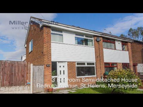 Redruth Avenue, St Helens, Merseyside | Miller Metcalfe