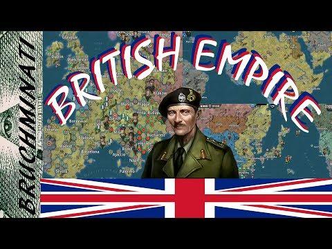 World Conqueror 4 United Kingdom 1939; British Empire (Full Episode)