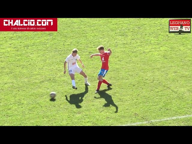 Team Ticino U18 vs FC Luzern U17