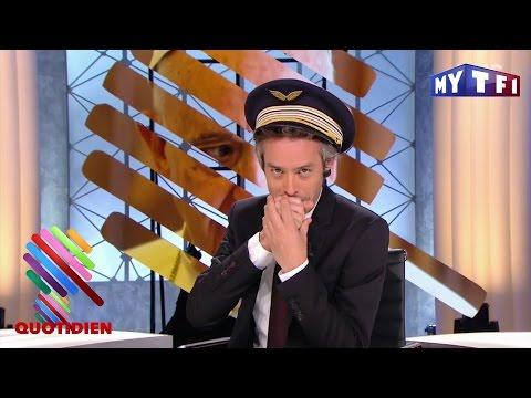 Le chauffeur de salle pas vraiment efficace de Nicolas Sarkozy - QExpress du Mardi 04 Octobre